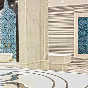 Waterjet Proje | Afyon Beyaz Mermer